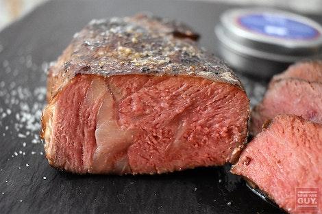 Svg steak